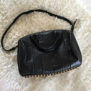 Alexander Wang Rocco Duffle Leather Bag